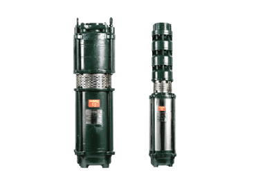 Three Phase Vertical Openwell - TCM Series