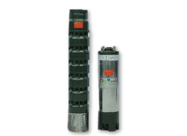 V6 Mixed Flow Submersible Pumps - EM, MM Series