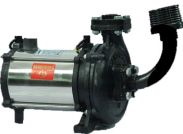 Single Phase Horizontal open well Submersible Pumpsets - SLICK & GOC
