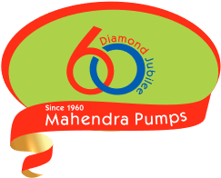 MAHENDRA PUMPS - CELEBRATING 60 YEARS